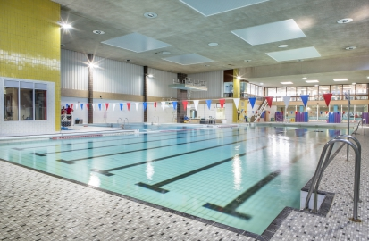 Homepage robinson pools fitness swimming group Fitzroy swimming pool group fitness
