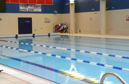 Swimming Pool In North London | Arnos Pool - Fusion Lifestyle