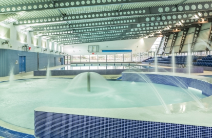 Leys Pools Amp Fitness Group Exercise Swimming Gym