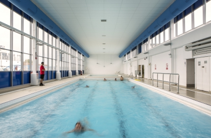 Shoeburyness Leisure Centre - Group Exercise | Swimming Pool | Gym ...