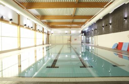 Gym Amp Pool In Oxford Barton Leisure Centre Fusion Lifestyle