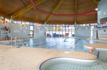 Ivybridge Leisure Centre Group Exercise Swimming Pool