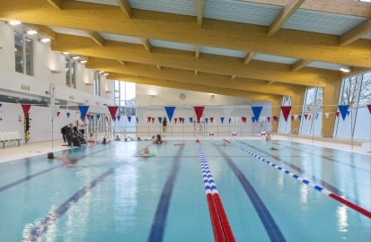Heston Pool & Fitness - Swimming | Group Exercise | Gym | Softplay ...