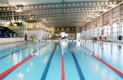 Braintree Swimming Fitness Swimming Pool Gym Fusion Lifestyle