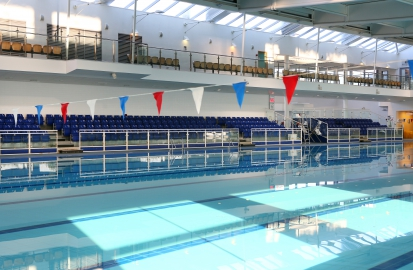 Hillingdon Sport & Leisure Complex - Group Exercise | Outdoor Track ...