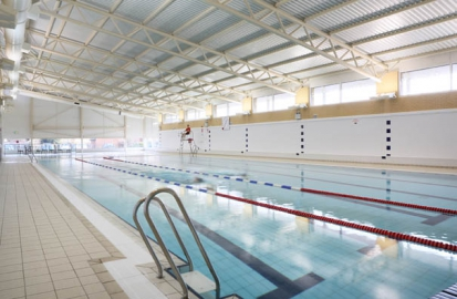 Halstead Leisure Centre Group Exercise Swimming Pool