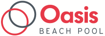 Oasis Beach Pool logo