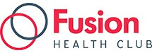 Fusion Health Club logo