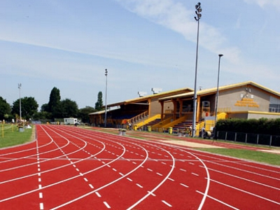 Bedford International Athletic Stadium