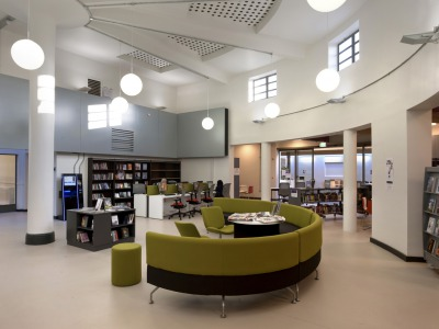Isleworth Leisure Centre & Library