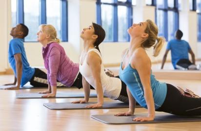 Pilates Sun 10:15 - Rayleigh Leisure Centre