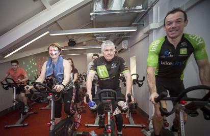 Virtual Cycle Sun 12:30 - Tunbridge Wells Sports Centre